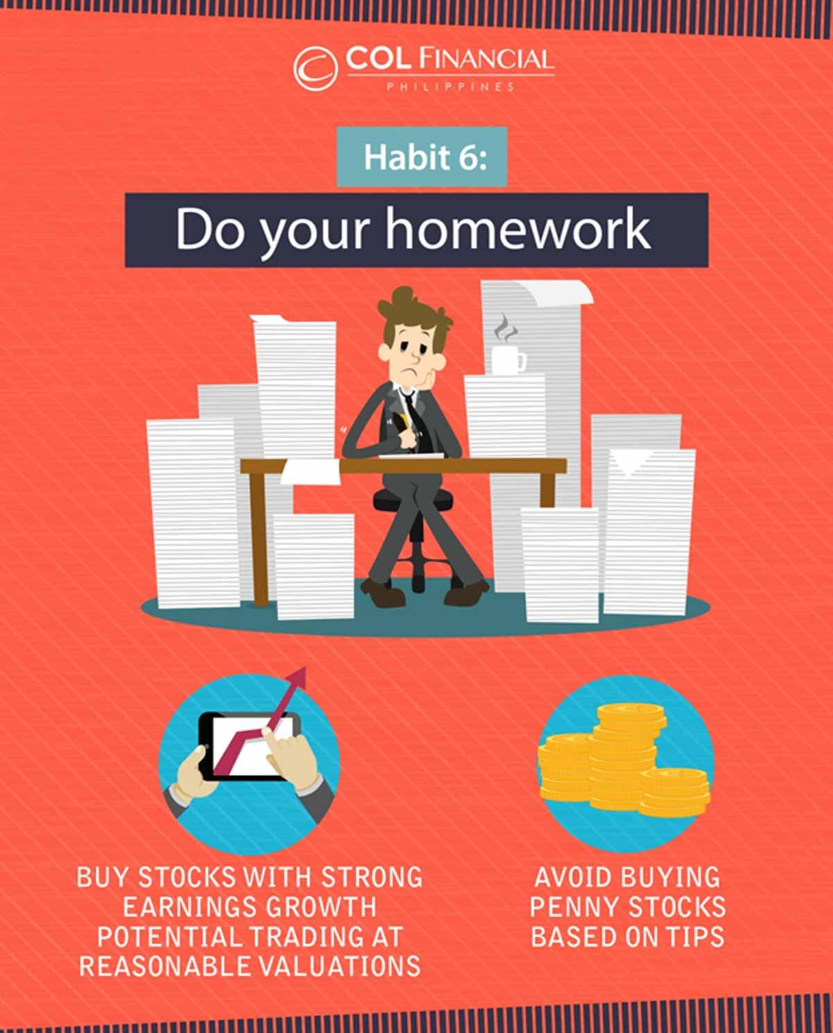 10-habits-of-happy-investors-col-financial-do-your-homework