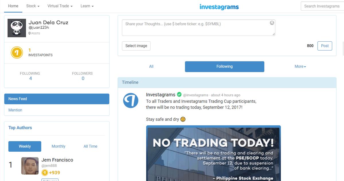 Investagrams-Social-Networking-Platform