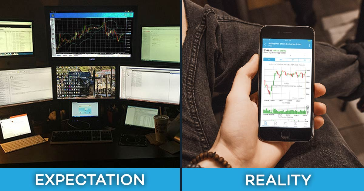 Stock-trading-expectation-vs-reality-with-Investagrams