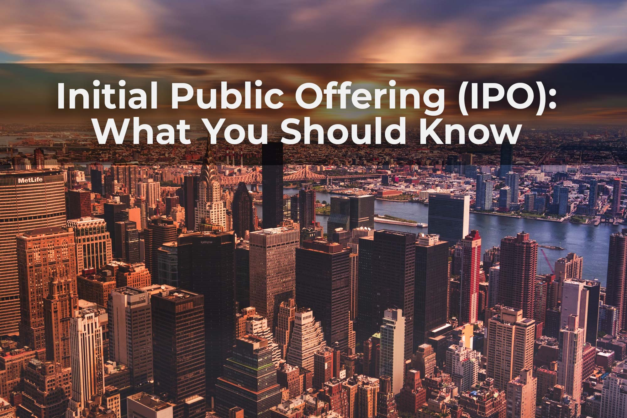 Should you invest in a company before an ipo